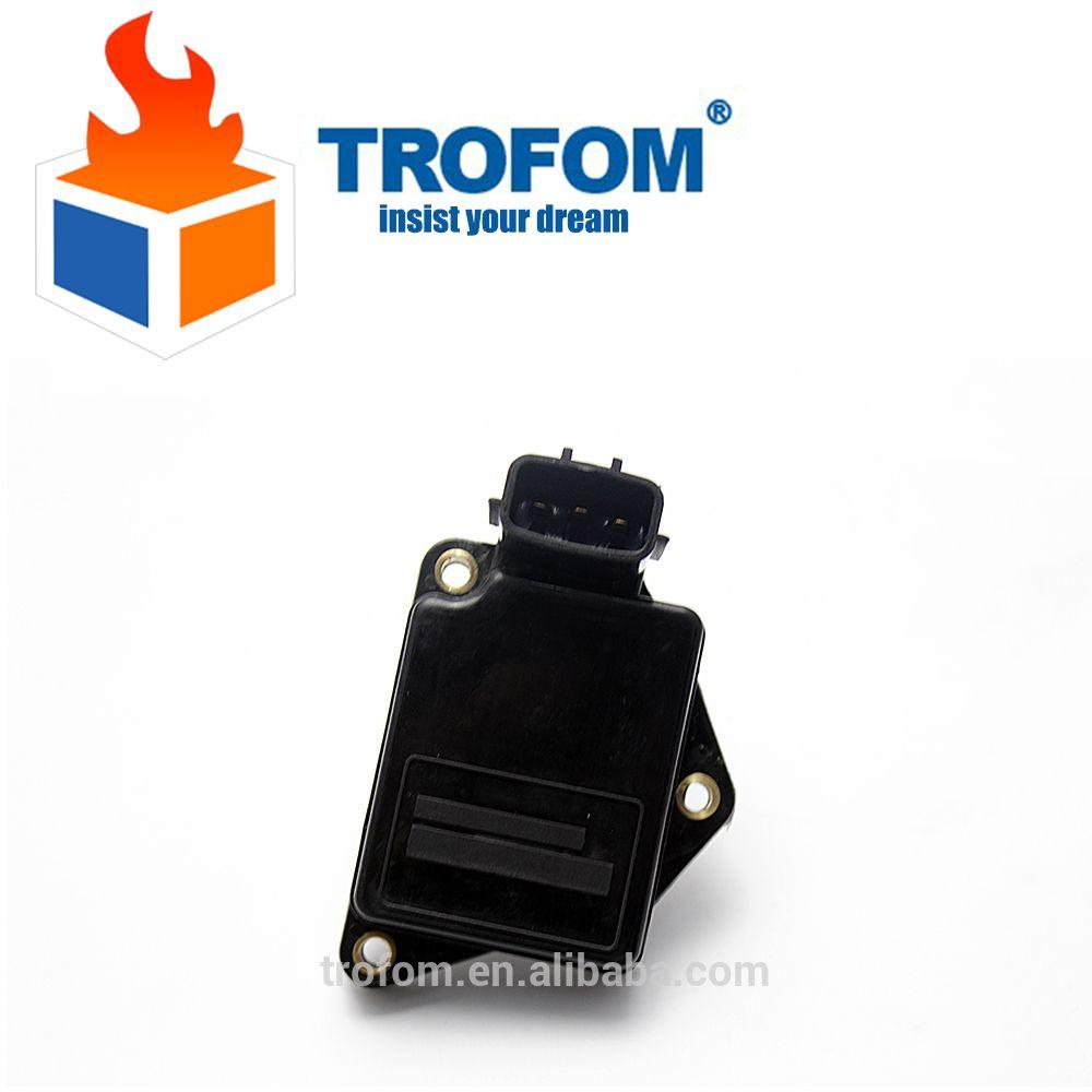 Mass Air Flow Sensor Meter MAF AFH45M46 For Nissan Sentra 100NX Sunny AFH45M-46