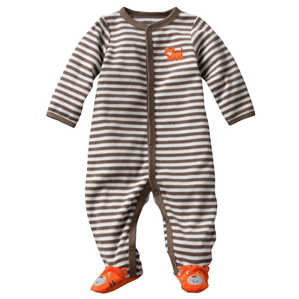 Kohls Baby Boy Clothes A Fun #playsuit For Mama's Little Tiger#carters #kohls  Baby On