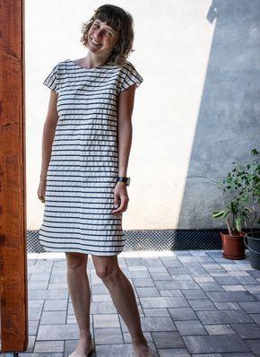 Schnell genähte Sommerkleider #summerdresses