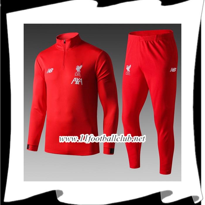 Épinglé sur Survetement FC Liverpool