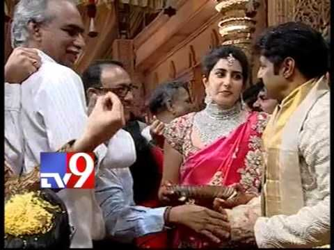 Nandamuri Balakrishna daughter wedding ceremony - Part 2