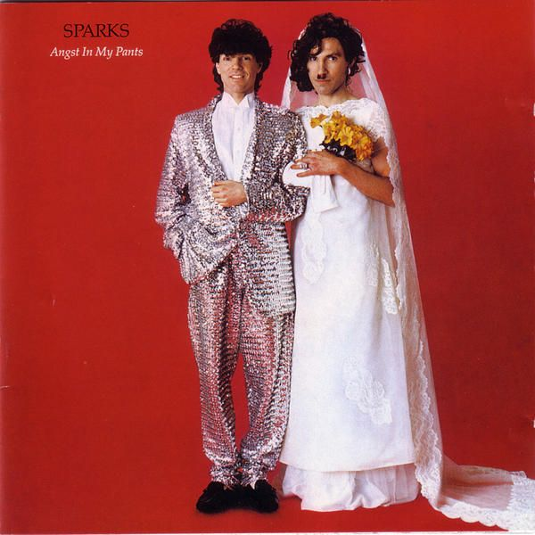 Sparks Album Angst In My Pants Was Released On This Day In 1982 Sparks Band Worst Album Covers Lp Vinyl