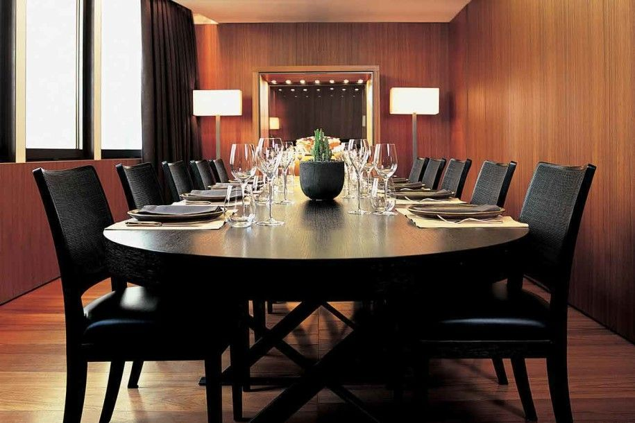 Beautiful Modern Hotel In The Heart Of Milano With Exquisite Illustration Private Dining Area Private Dining Room Contemporary House Design Dining Room Decor