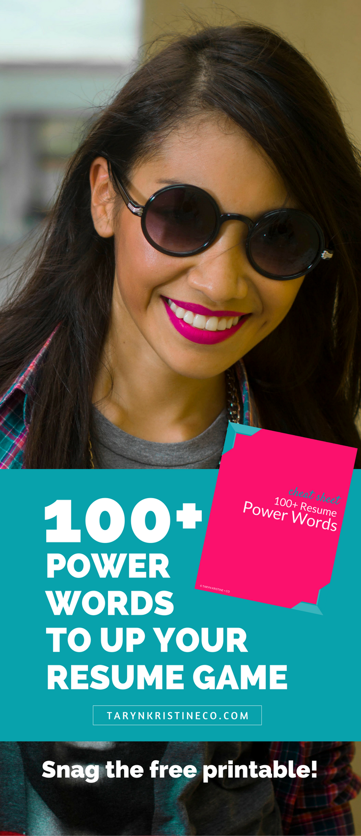 Over 100 power words to improve your resume. Resumes | Resume Tips ...