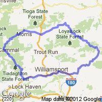 Pennsylvania Motorcycle Roads Rides