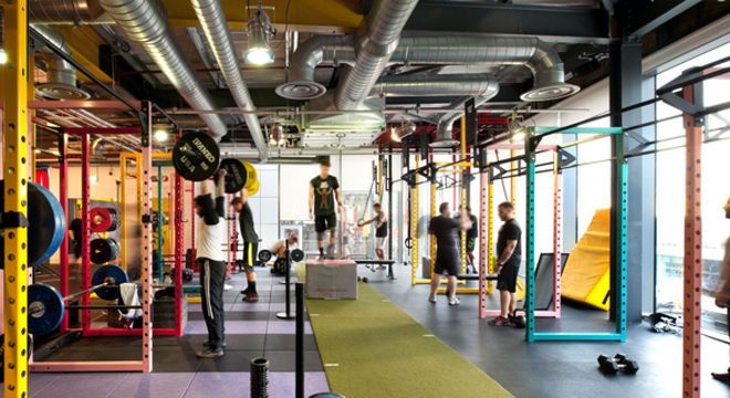 Gymbox London Gyms In Bank Holborn Covent Garden Farringdon Westfield And Old Street Gym Architecture Gym Farringdon