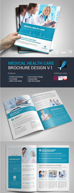 Medical Health Care Brochure Medical Brochure Template Brochure Templates Hospital Brochure Content Medical Brochu Medical Brochure Medical Health Care Medical
