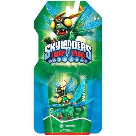 High Five Skylanders Trap Team Universal Core Character Figure