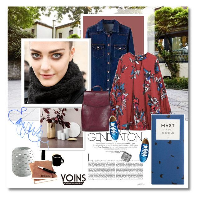 """Peggy cafè - Yoins.com"" by undici ❤ liked on Polyvore featuring Magasin, Louis Vuitton, Emma Watson, women's clothing, women, female, woman, misses and juniors"
