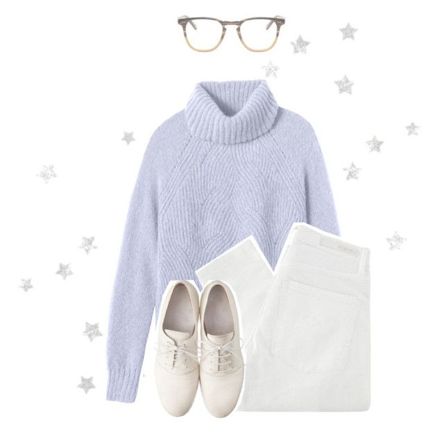 """""""rp //"""" by toby-senpai ❤ liked on Polyvore featuring Rebecca Taylor, Nobody Denim, Maison Margiela and Garrett Leight"""