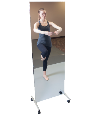 lightweight glassless mirrors in 2020  dance mirrors