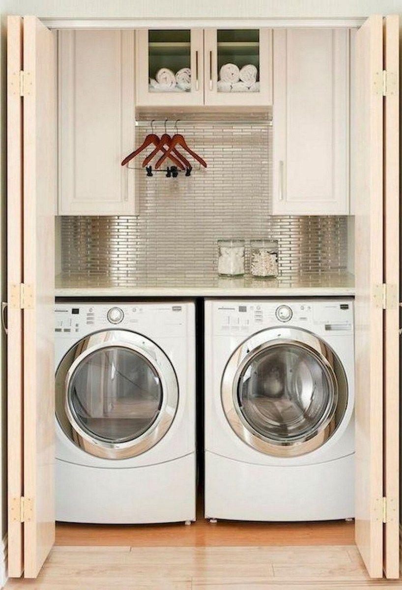 23 Diy Small Laundry Room Decorating Ideas To Copy 09 Diy