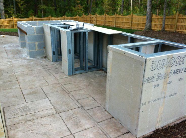Building Outdoor Kitchen 5 Build Outdoor Kitchen Outdoor Kitchen Plans Outdoor Kitchen Island