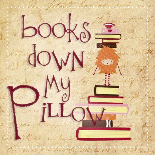 Books Down My Pillow
