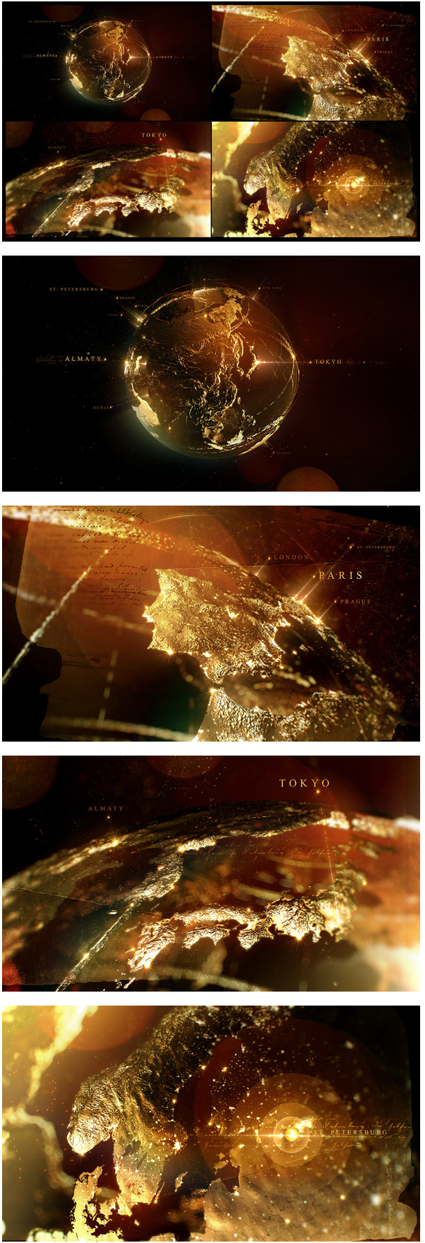 Earth Research v.02 on Behance