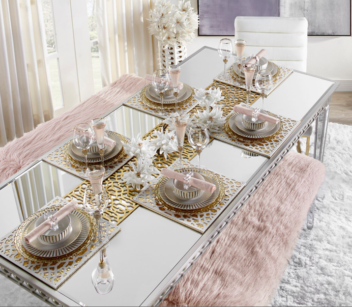 Entertaining Must Haves Glam Dining Nice Design