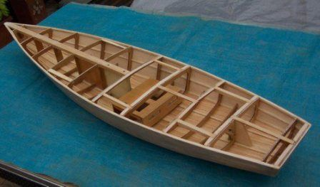 Model Sail Boat: Building a 45inch Star Boat | Boat building, Sail ...