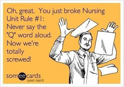 15 Hilarious Behaviors (and Skills) You Developed as a Nurse