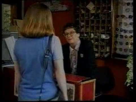 1994 Filmed The Optician - commercial parody - YouTube