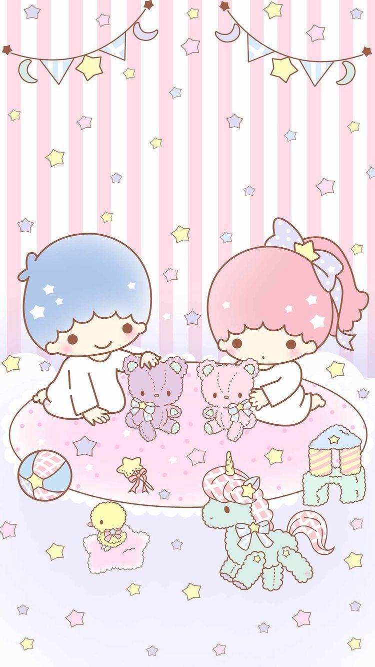 Little Twin Stars リトルツインスターズ キキララ イラスト
