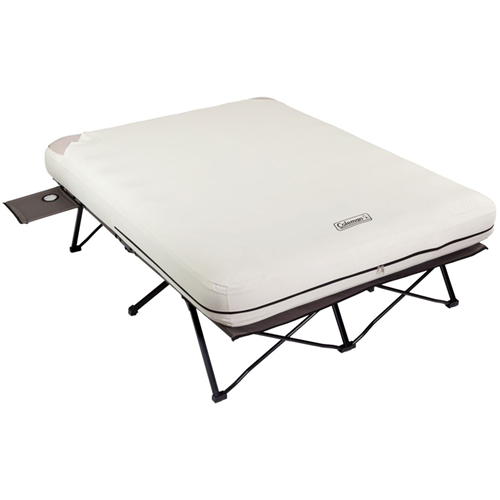 Cozy Camping Beds Under 200 With Images Coleman Air Mattress Air Mattress Camping Air Bed