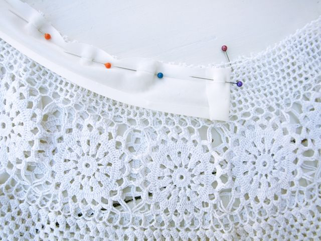 Free Instructions How To Make Crocheted Skirt Ciuszki Pinterest