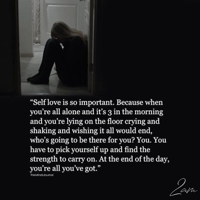 Self Love Is So Important - https://themindsjournal.com/self-love-important-2/