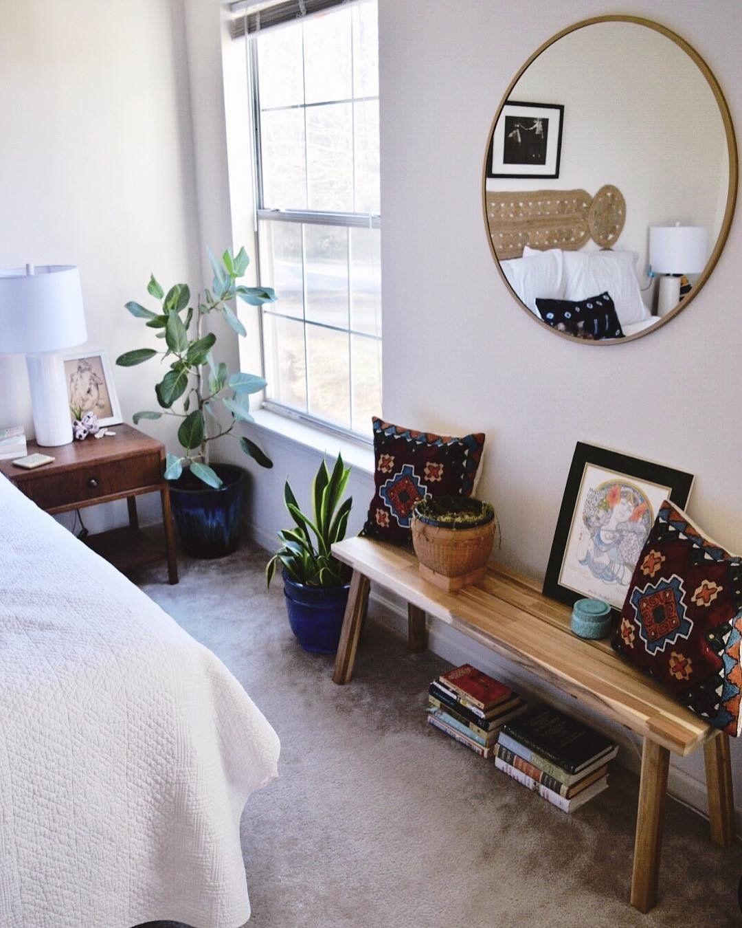 Styling idee voor de slaapkamer - Slaapkamer   Pinterest ...