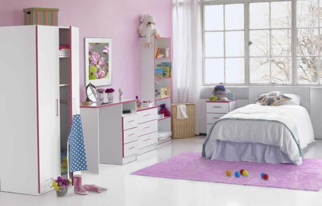 Susses Madchenzimmer Lila Teppich Wandfarbe Lila Madchenzimmer Susses Teppich Wandfarbe Zimmer Lila In 2019 Home Decor Bed Und Furniture
