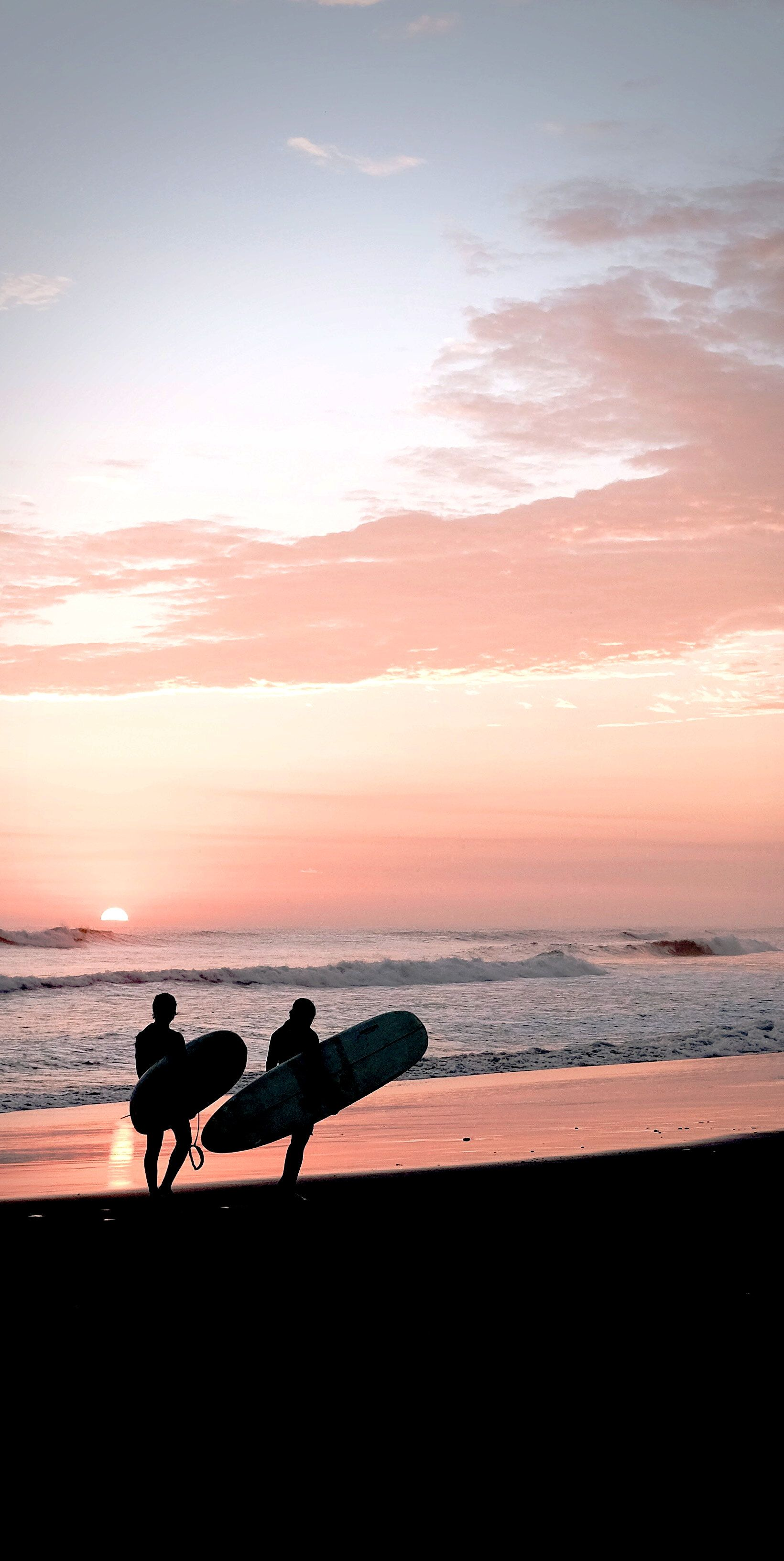 Sunset Rtro Travel Rtrolifestyle Nature Water Surf