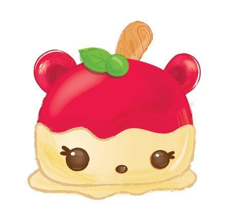 Annie Apple Character | Num Noms
