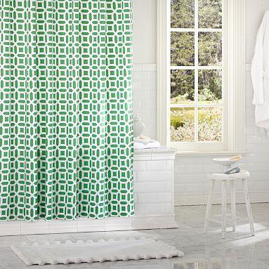 Peyton Shower Curtain Living