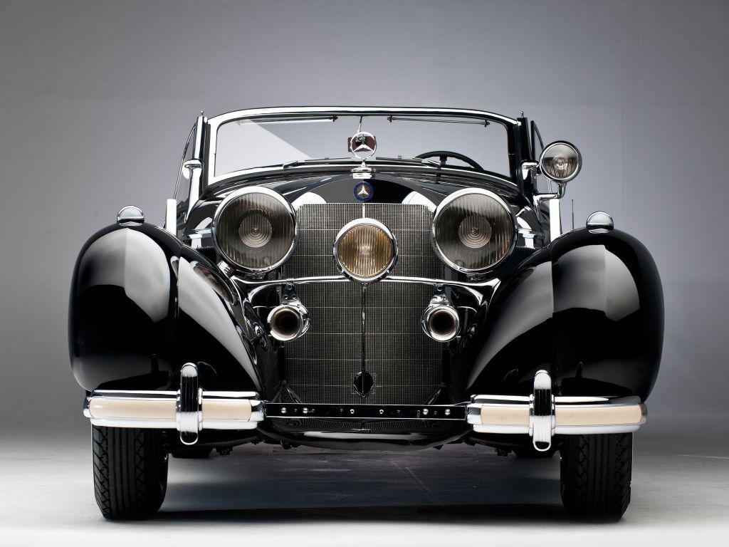 Mercedes Benz 540k Special Roadster 1939 Mercedes Benz Roadster Car Roadsters