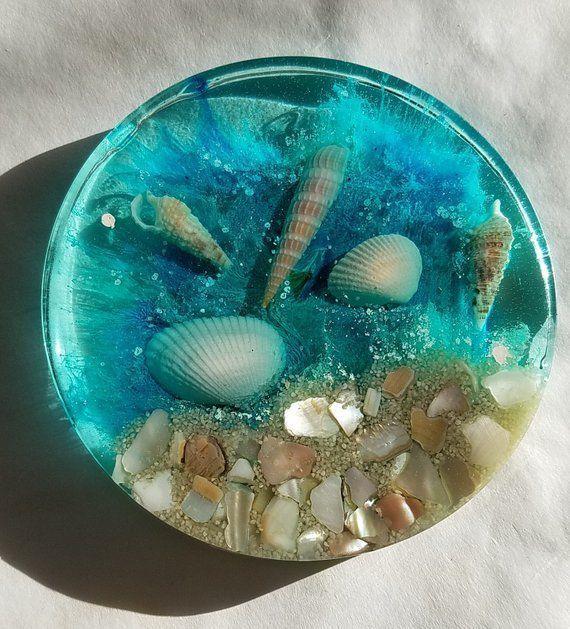Beautiful beach themed petri - 4
