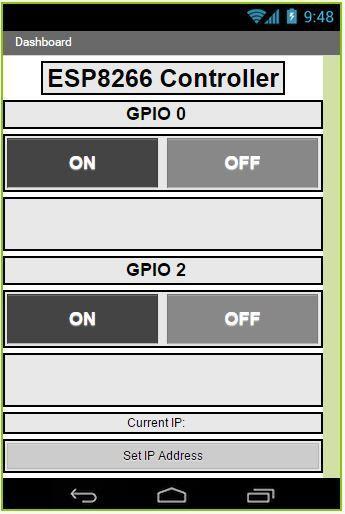 ESP8266 Android MIT App Inventor Tutorial Ардуино