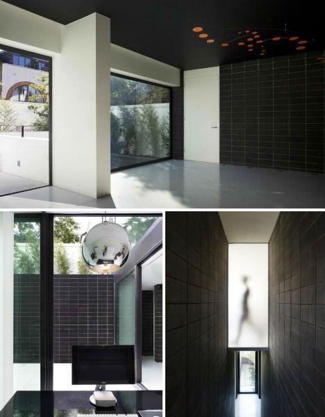Mechanic garage to modern glass addition in london designs ideas on dornob