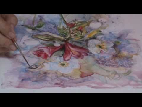 How To Watercolor On Yupo Paper Part 3 Of 3 Painting Tutorial