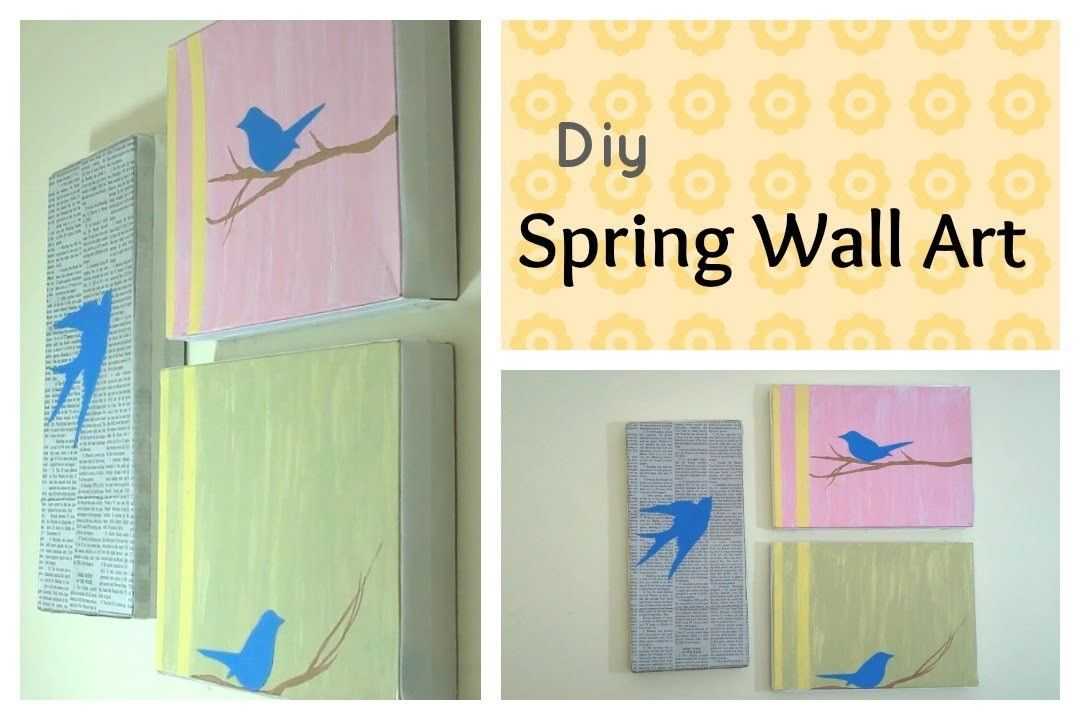 Pretty Spring Wall Art Images - Wall Art Design - leftofcentrist.com