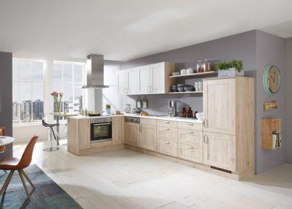 Landhausküche Holz   Möbel Mit Www.moebelmit.de