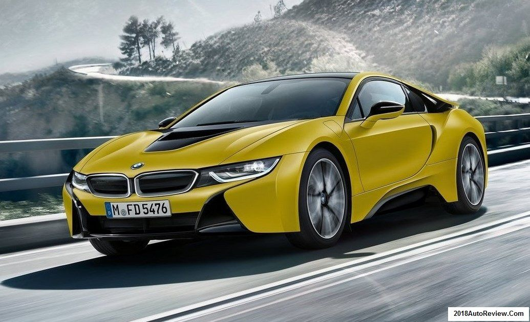 2018 BMW i8 facelift Born to redesigned 2018AutoReview