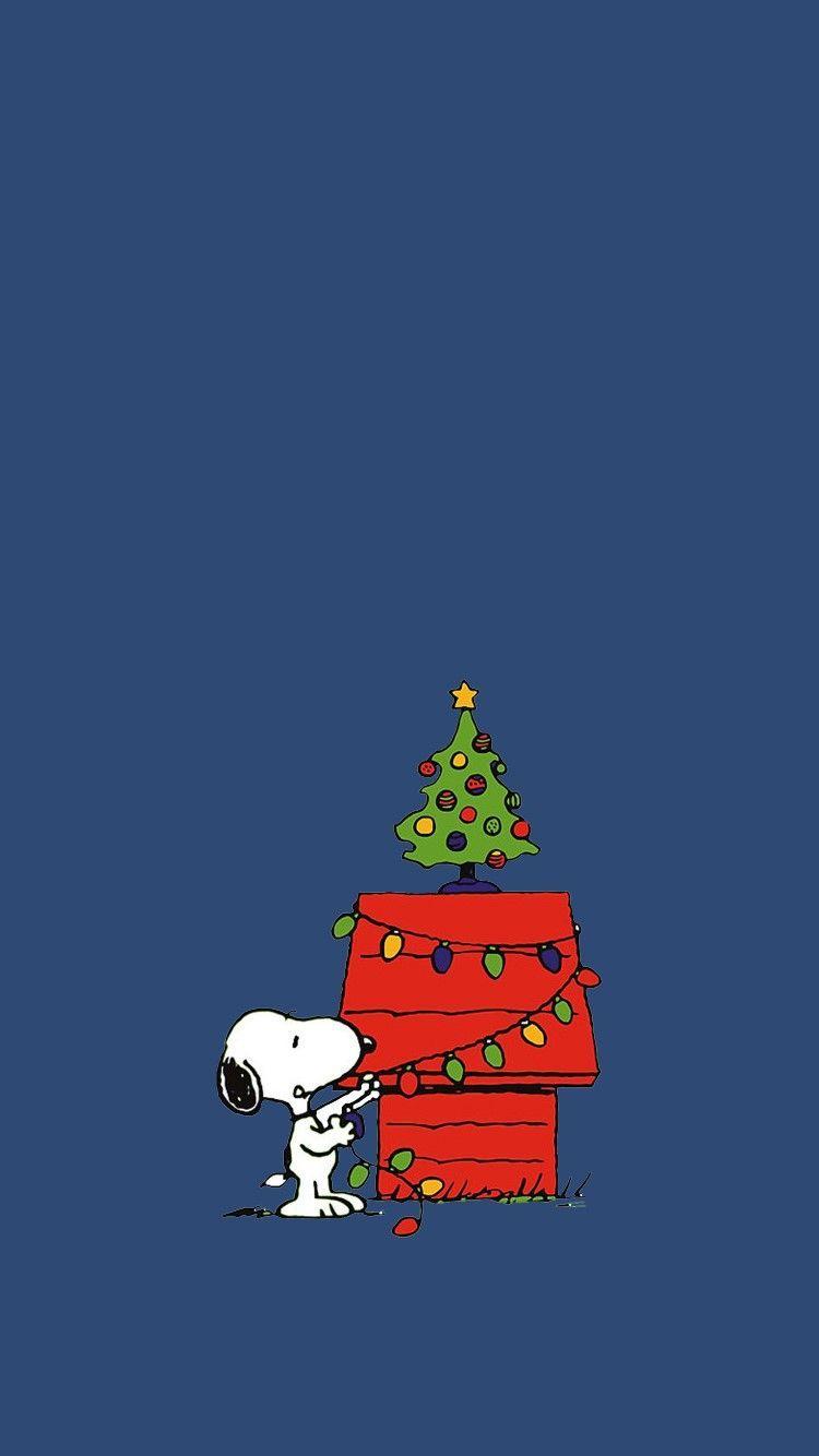 Snoopy Christmas Wallpapers Iphone クリスマスの壁紙 冬の壁紙