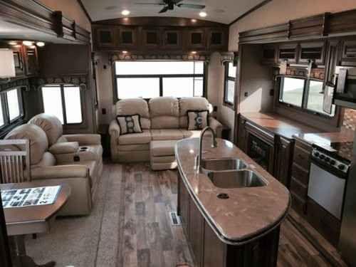 2016 New Jayco Pinnacle 36fbts Fifth Wheel In California Ca