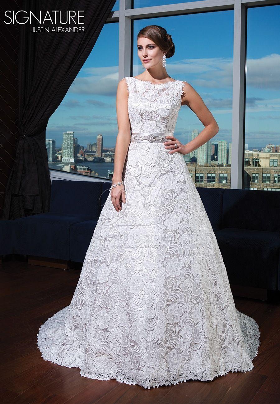 Кружевные свадебные платья: 100+ лучших фасонов и образов ...