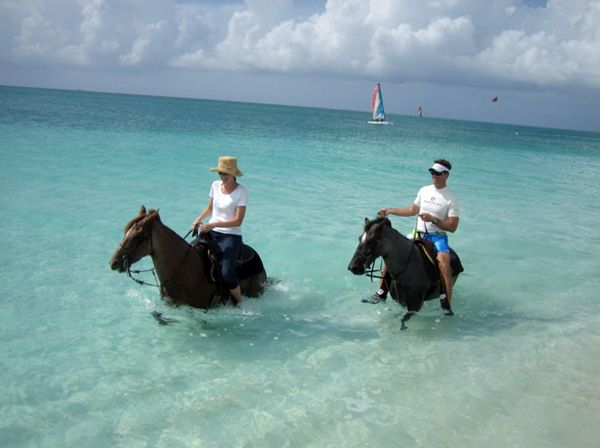 Horseback Riding On The Beach Miami Best Beaches In World