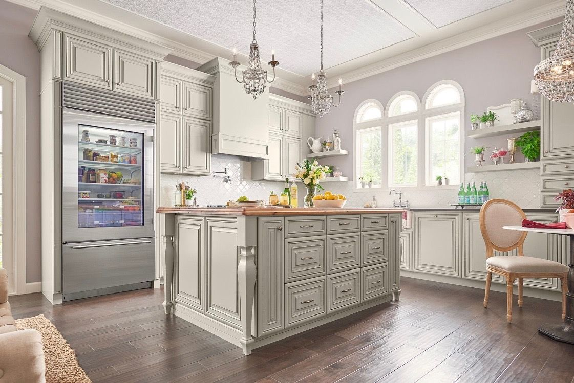 Pin by Angie Dickman on Kitchens Custom kitchen