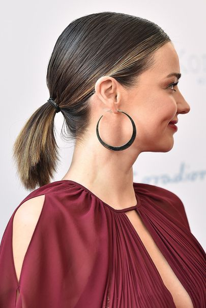 10 celebrity ponytail hairstyles you can do in 60 seconds ...
