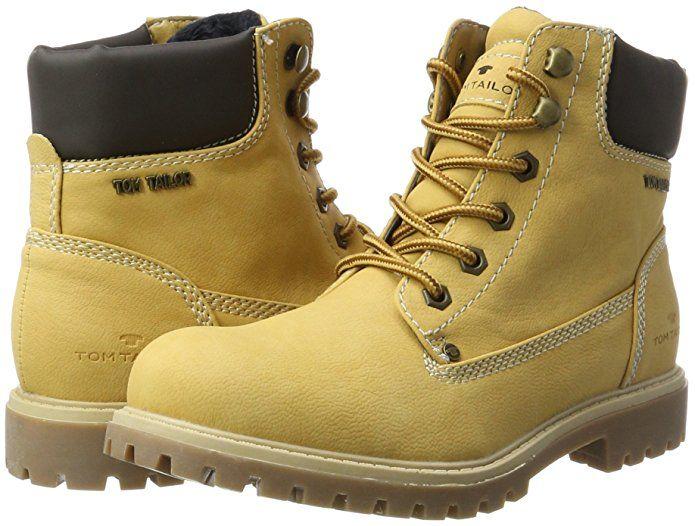 Tom Tailor Damen 3790101 Stiefel Amazon De Schuhe Handtaschen Schuhe Damen Damenschuhe Stiefel