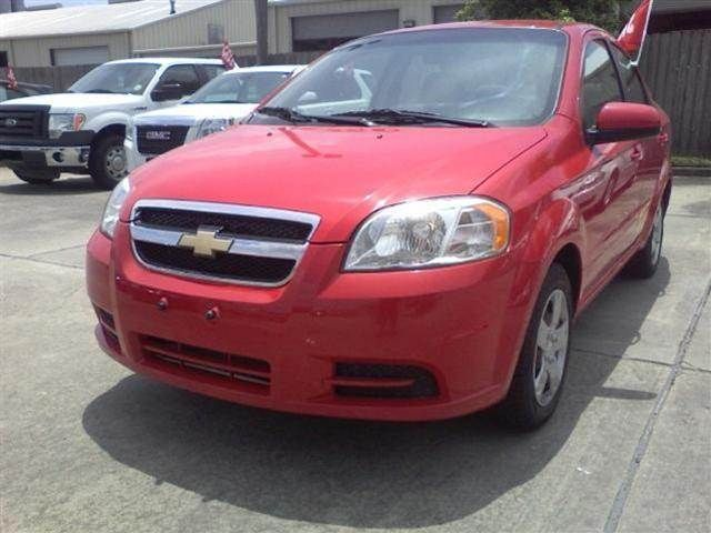 2011 Chevrolet Aveo Red Baton Rouge La With Images Chevrolet