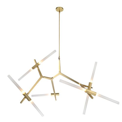 Found It At Allmodern San Vicente Blvd 10 Light Sputnik Chandelier