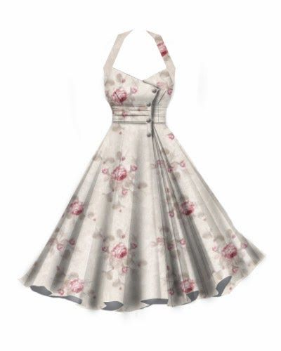 pink,rockabilly,retro,vintage,plussizedress,retrodress,rockabillydress,rockabella,floral.jpg (400×500)